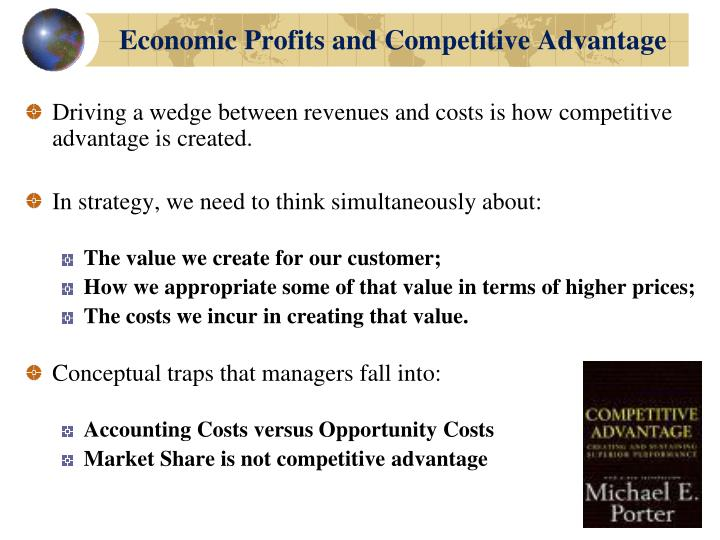 Economic profits and competitive advantage l.jpg