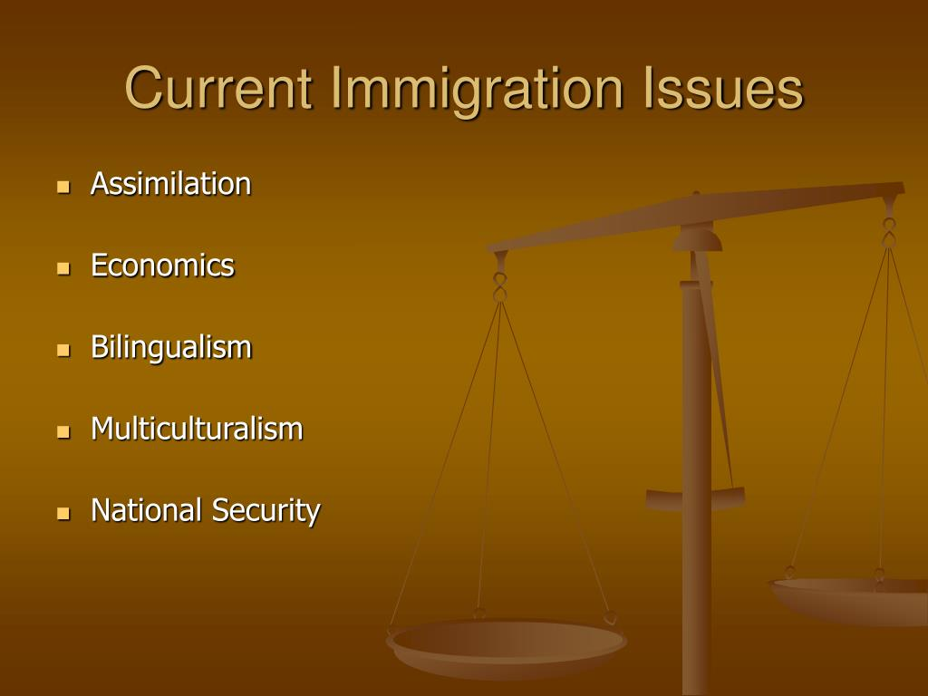 Current Immigration Issues