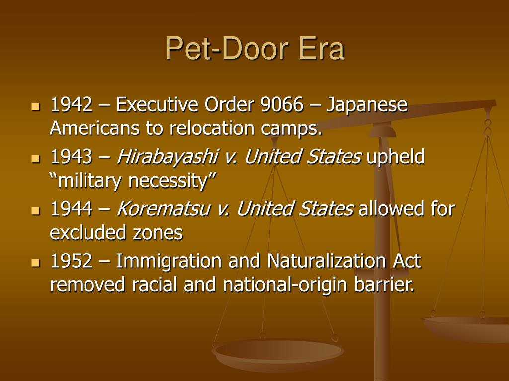 Pet-Door Era