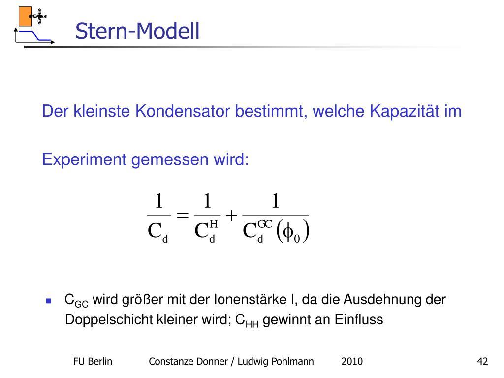 Stern-Modell