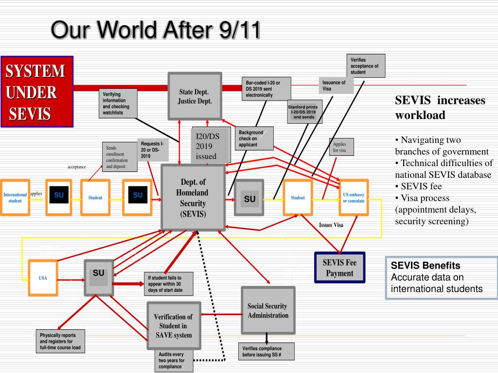 Our World After 9/11