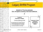 calgary bhrm program9
