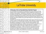 latrobe university13