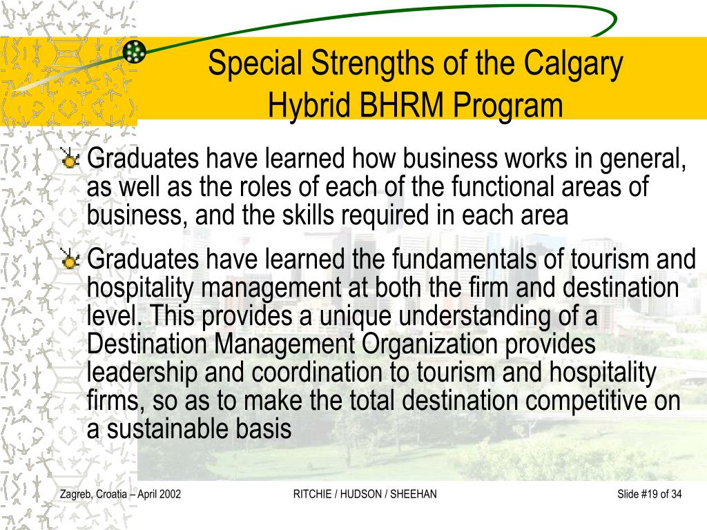 Special Strengths of the Calgary