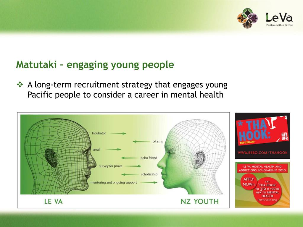 Matutaki – engaging young people