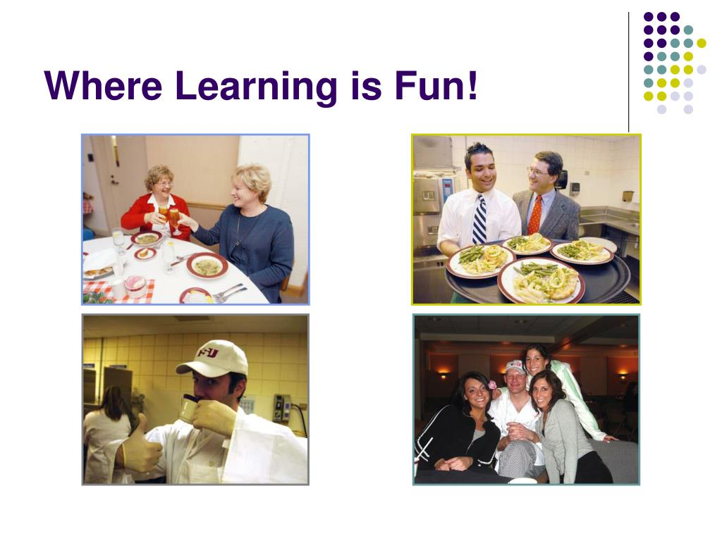 Where Learning is Fun!