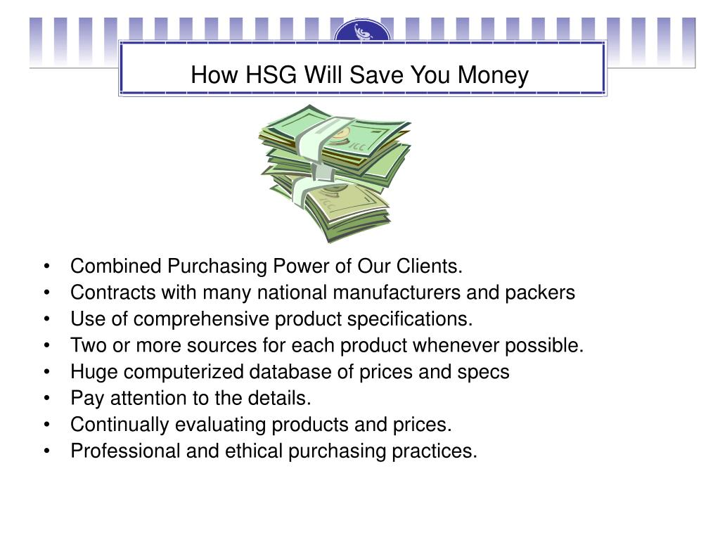 How HSG Will Save You Money