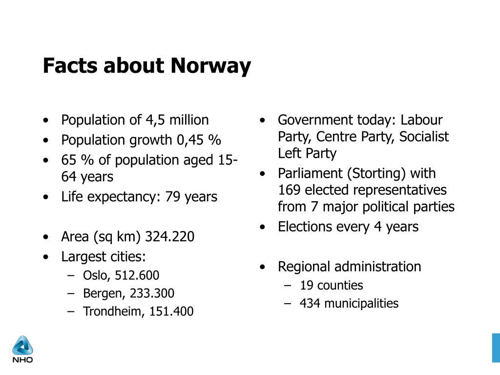 Population of 4,5 million
