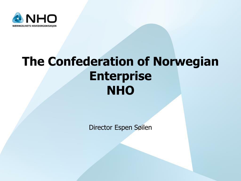 The Confederation of Norwegian Enterprise