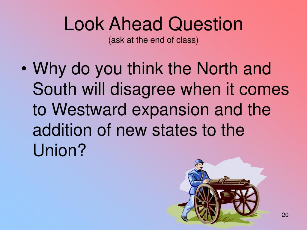 Look Ahead Question