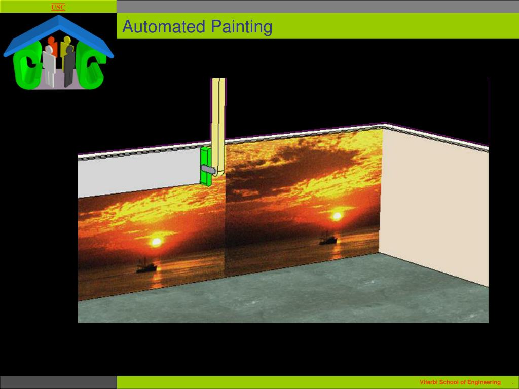 Automated Painting