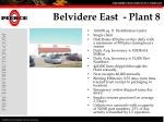 belvidere east plant 8