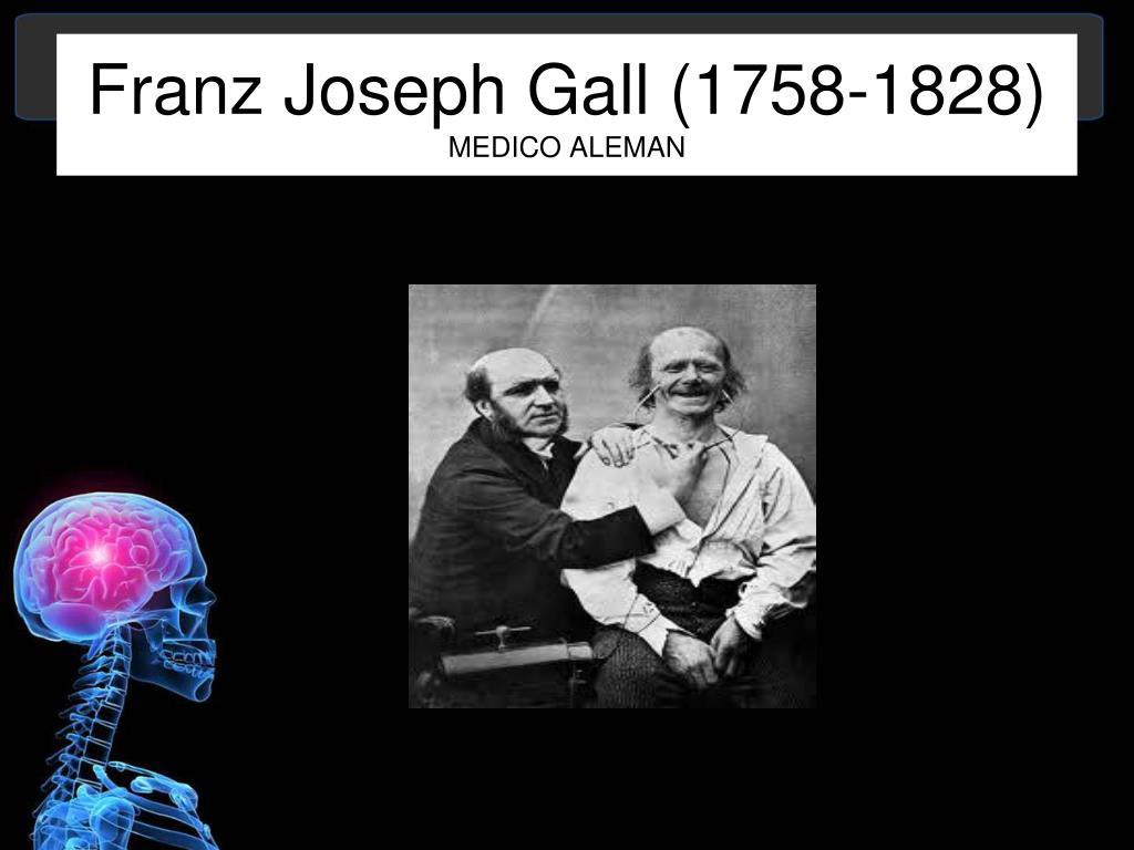 Franz Joseph Gall (1758-1828)
