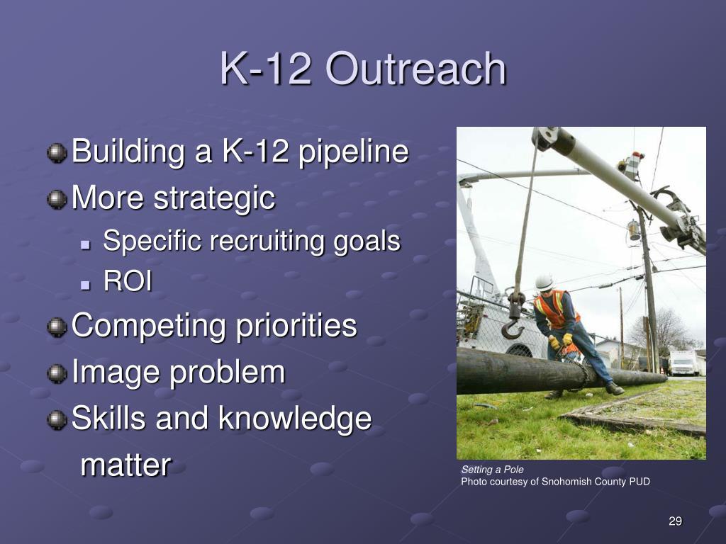 K-12 Outreach