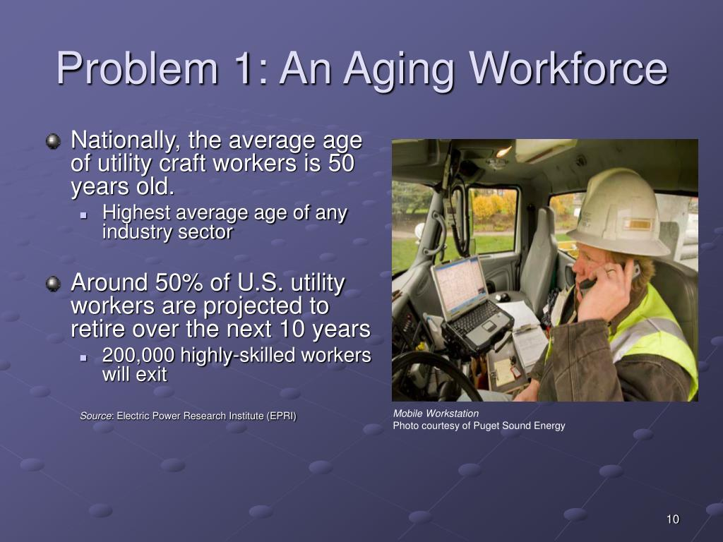 Problem 1: An Aging Workforce