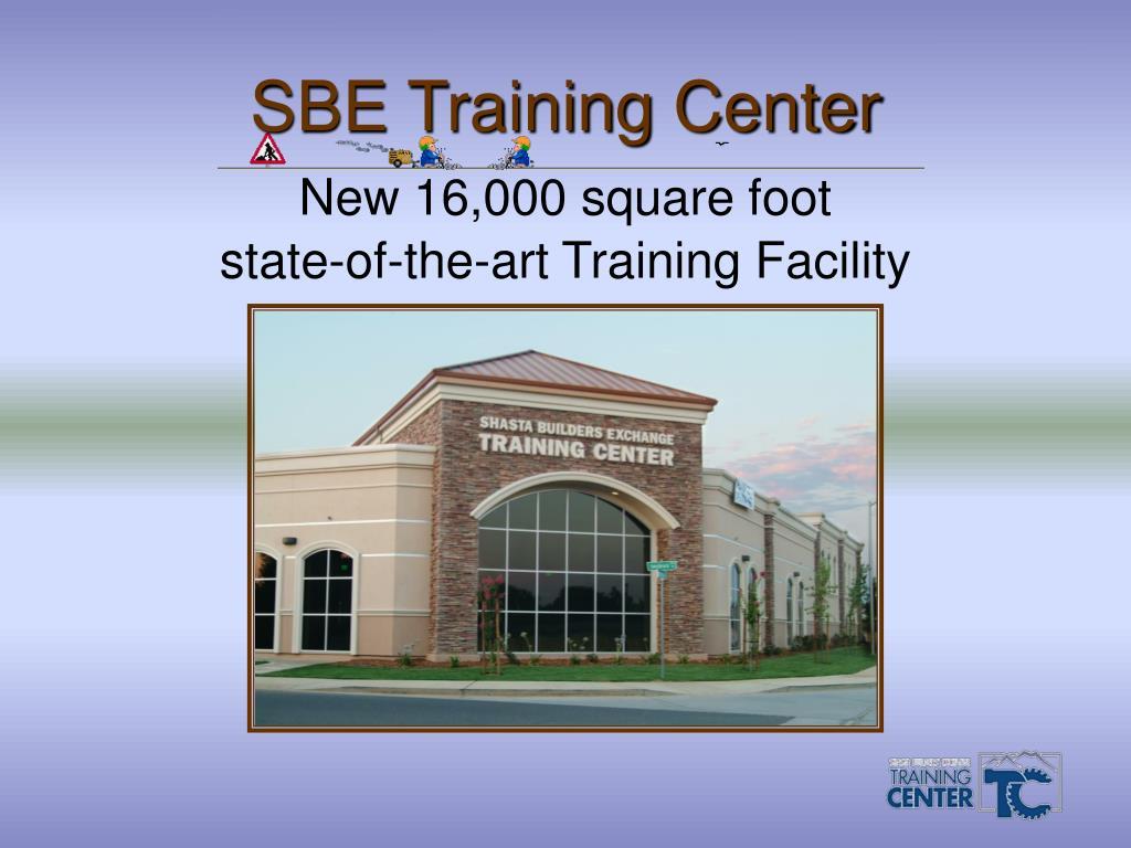 SBE Training Center