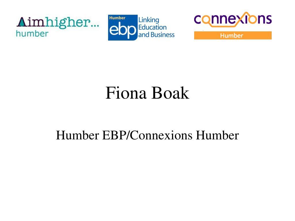 Fiona Boak