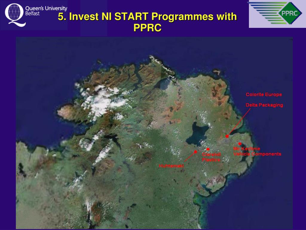 5. Invest NI START Programmes with PPRC