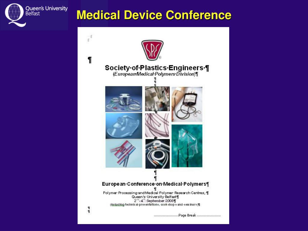 Medical Device Conference