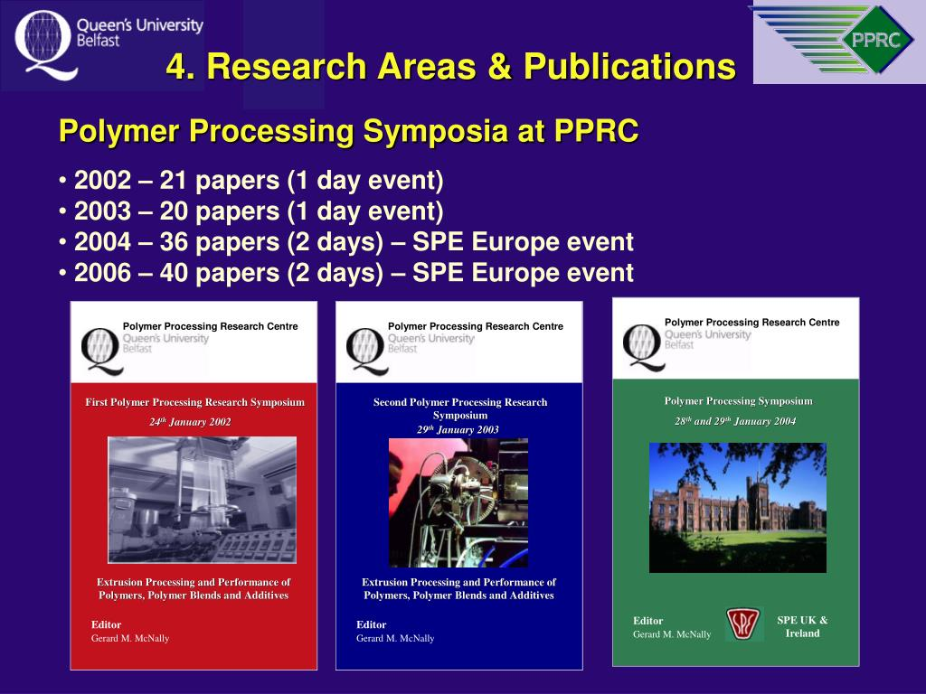 4. Research Areas & Publications