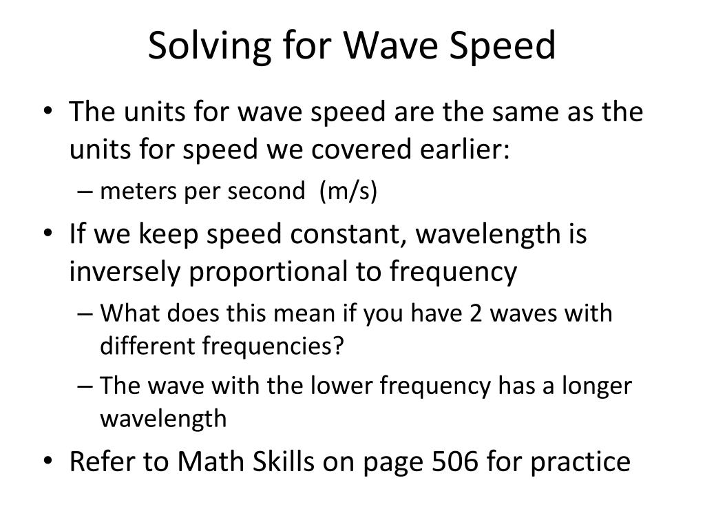 PPT - Chapter 17 Mechanical Waves & Sound PowerPoint ...