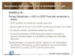 beneficiary designation form is mechanism for gift24
