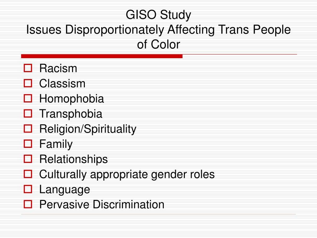 GISO Study