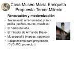 casa museo mar a enriqueta propuesta tercer milenio10