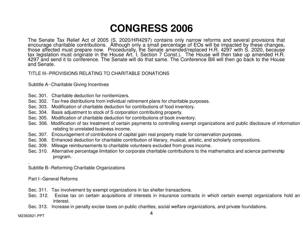 CONGRESS 2006