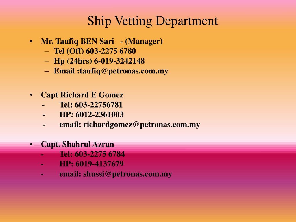 Mr. Taufiq BEN Sari   - (Manager)