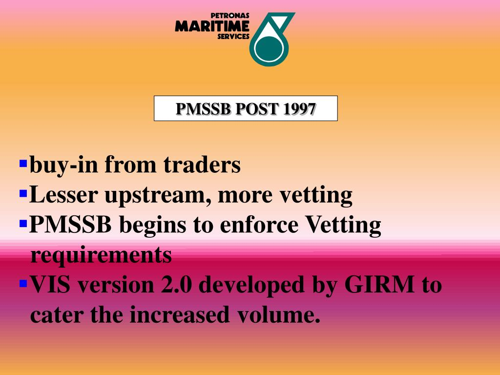 PMSSB POST 1997