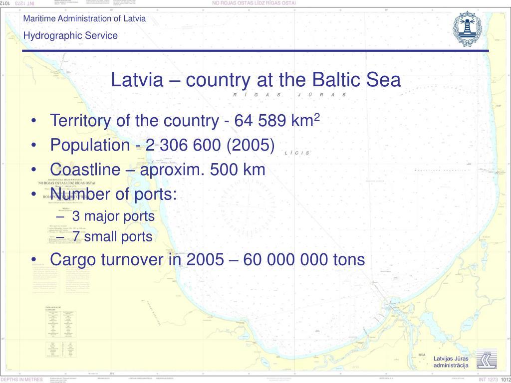 Latvia –