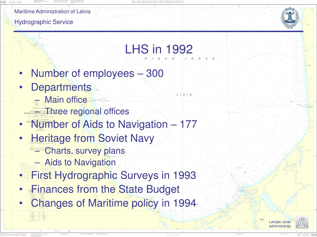 LHS in 1992