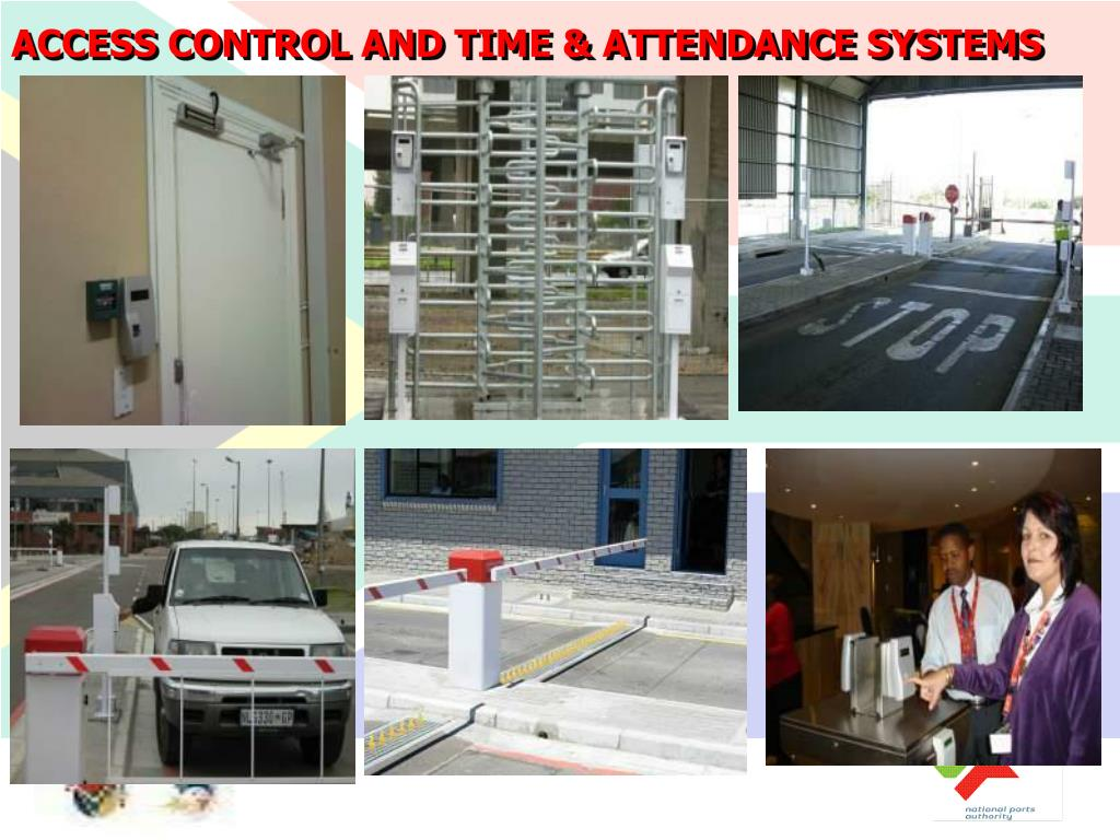 ACCESS CONTROL AND TIME & ATTENDANCE SYSTEMS