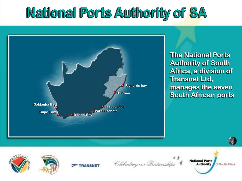 National Ports Authority of SA