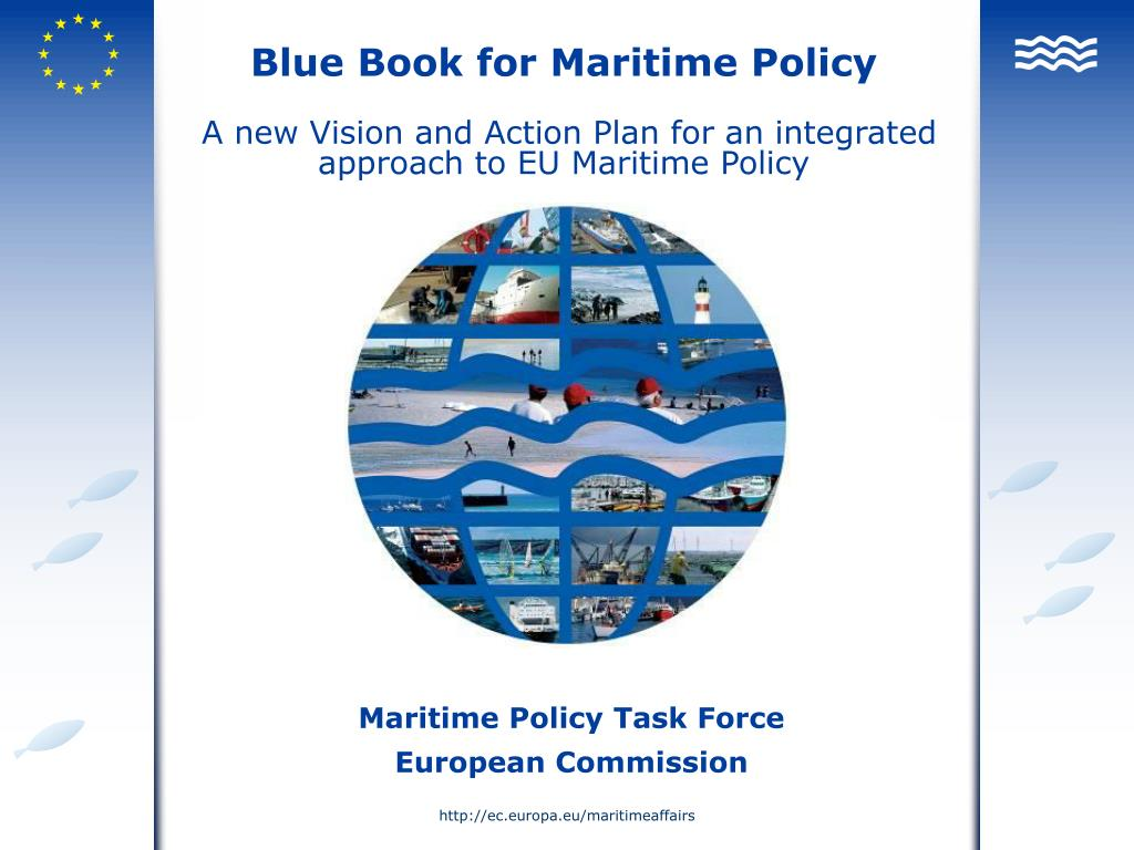 Blue Book for Maritime Policy