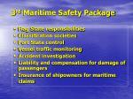 3 rd maritime safety package7