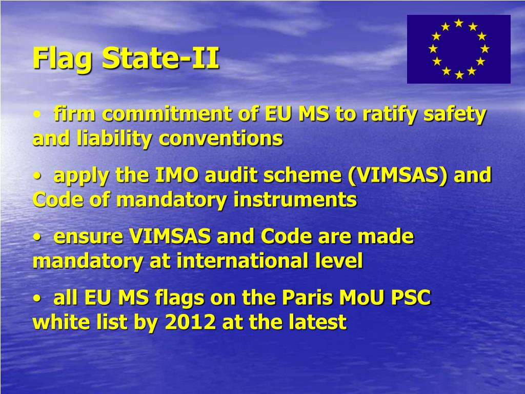 Flag State-II