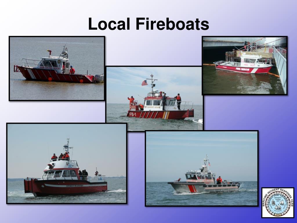 Local Fireboats