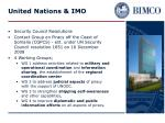 united nations imo