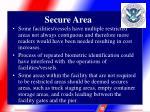 secure area5