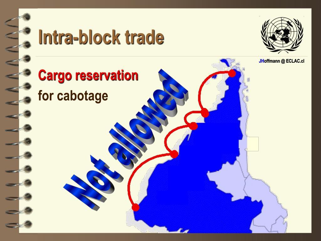 Intra-block trade