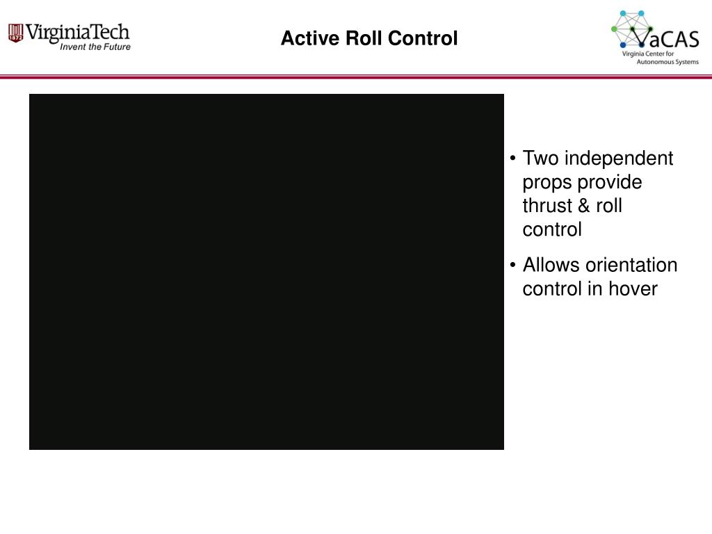 Active Roll Control