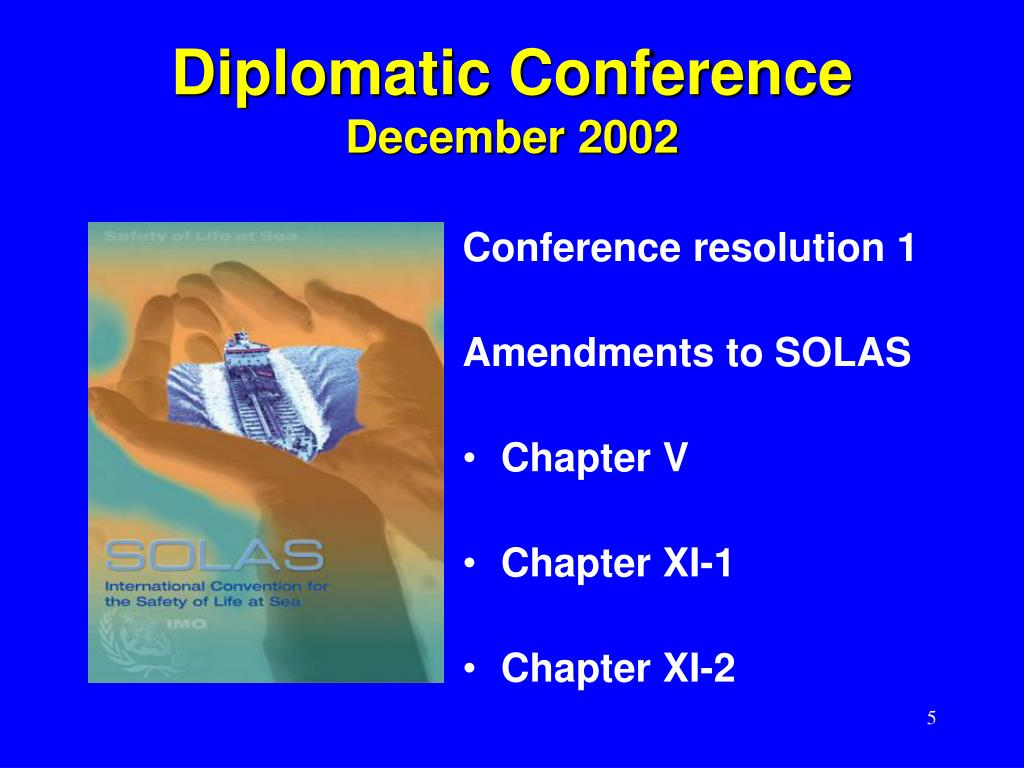 Diplomatic Conference