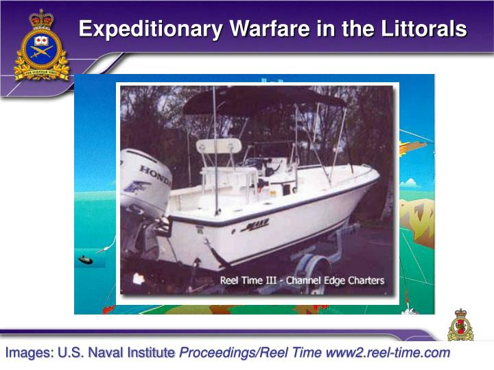 Expeditionary Warfare in the Littorals
