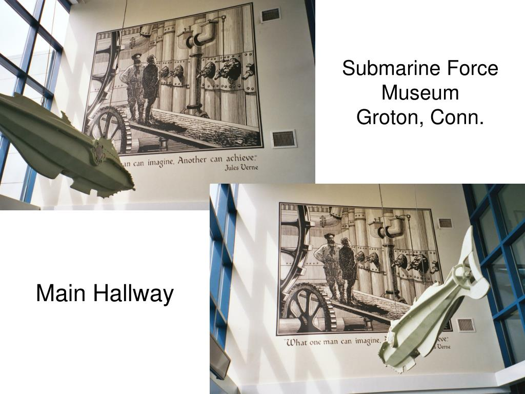 Submarine Force Museum