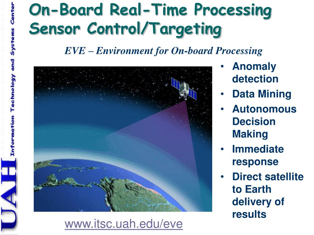 On-Board Real-Time Processing