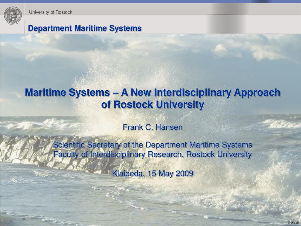 University of Rostock