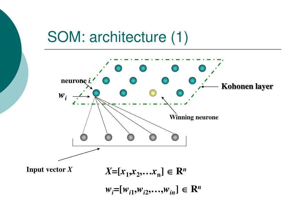 SOM: architecture (1)