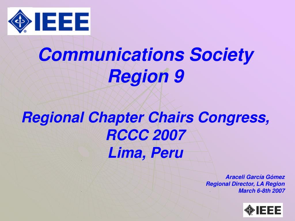 Communications Society